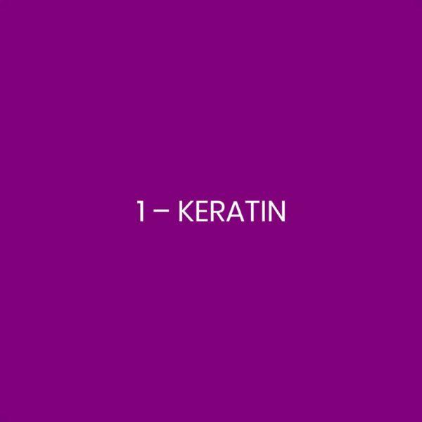 1 - KERATIN